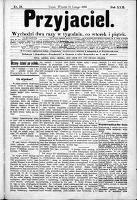 Przyjaciel : pismo dla ludu 1896 nr 12
