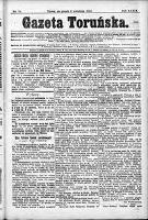 Gazeta Toruńska 1900, R. 34 nr 79