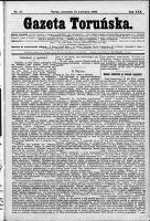 Gazeta Toruńska 1896, R. 30 nr 87