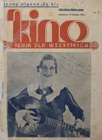 Kino i Rewja dla Wszystkich 1934 nr 5