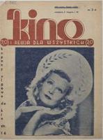 Kino i Rewja dla Wszystkich 1934 nr 3/4
