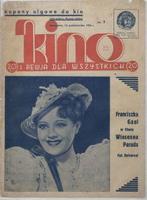Kino i Rewja dla Wszystkich 1934 nr 9