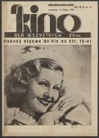 Kino dla Wszystkich : dwutygodnik poświęcony obronie interesów kinematografii polskiej R. 10, 1934 nr 6