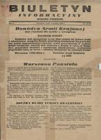 Biuletyn Informacyjny : wydanie codzienne. R. 6, 1944 nr 35/242 (2 VIII)