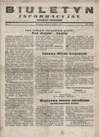 Biuletyn Informacyjny : wydanie codzienne. R. 6, 1944 nr 42/249 (5 VIII)