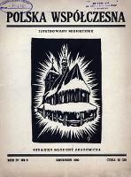 Polska Współczesna : ilustrowany miesięcznik 1938 R.IV nr 3