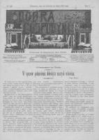 Dobra Gospodyni. 1905 R.5 nr19