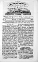 Börsen-Nachrichten der Ost-See : allgemeines Journal für Schiffahrt, Handel und Industrie jeder Art. 1835 Nr. 33
