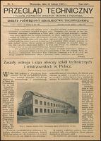 Przegląd Techniczny 1927 nr 7