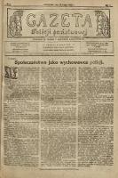 Gazeta Policji Państwowej. 1920, nr9
