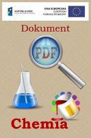 Chemia ogólna : sprawozdanie. Zajęcia 6, Typy reakcji chemicznych