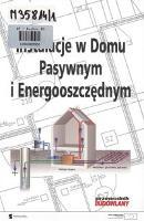Instalacje w domu pasywnym i energooszczędnym - Wnuk, Ryszard