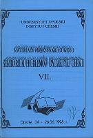 Nauczanie chemii historyczno-strukturalne czy funkcyjne? - Paśko, Jan Rajmund