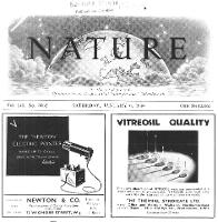 Nature : a weekly illustrated journal of science vol. 149 no. 3778 (1942)