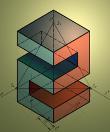 Geometria wykreślna. Zadania testowe - Kotarska-Lewandowska, Bożena