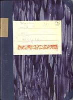 Atlas językowy kaszubszczyzny i dialektów sąsiednich, Borzyszkowy, z.3 - Taborska - Popowska, Hanna (1930- )