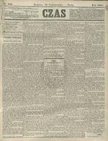 Czas. 1884, nr 244 (22 X)