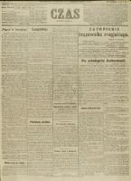 Czas. 1914, nr 497 (13 X)
