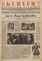 Kurier Literacko-Naukowy. 1934, nr 3 (15 I)