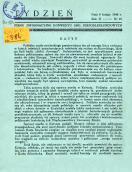 Tydzień : pismo informacyjne Konwentu Org. Niepodległościowych 1944 R.II nr 47