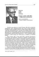 Czesław Lechicki (1906-2001) - religioznawca, prasoznawca = Czesław Lechicki (1906-2001) - Specialist in Religion and Press Research - Dziki, Sylwester (1932- )