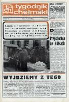 Tygodnik Chełmski. Pismo PZPR 1980 R.I Nr 10