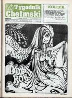 Tygodnik Chełmski. Pismo PZPR 1986 R. VII Nr 51/52