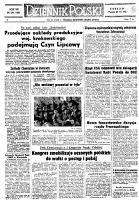 Dziennik Polski. 1951, nr 178 (29 VI) = nr 2304