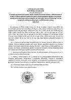 Uchwała Rady Miejskiej w Koszalinie nr LIV/615/2010 - Rada Miejska w Koszalinie