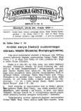 Kronika Gostyńska; jednodniówka regionalna; pismo ilustrowane regionalne 1931.05.24 Ser3 Nr2