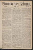 Bromberger Zeitung, 1865, nr 242