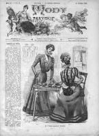 Mody Paryskie 1898 I, Nr 3
