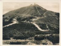 Riesengebirge. Schneekoppe, 1605 M Ü. M. [Dokument ikonograficzny]