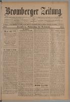 Bromberger Zeitung, 1904, nr 17