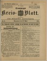 Bromberger Kreis-Blatt, 1915, nr 31