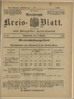 Bromberger Kreis-Blatt, 1909, nr 63
