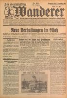 Der Oberschlesische Wanderer, 1928, Jg. 101, Nr. 300