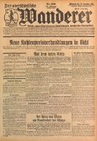 Der Oberschlesische Wanderer, 1928, Jg. 101, Nr. 289