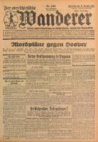 Der Oberschlesische Wanderer, 1928, Jg. 101, Nr. 290