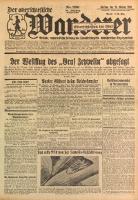Der Oberschlesische Wanderer, 1928, Jg. 101, Nr. 250
