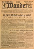 Der Oberschlesische Wanderer, 1928, Jg. 101, Nr. 255 (1. November)