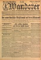Der Oberschlesische Wanderer, 1928, Jg. 101, Nr. 255 (2. November)