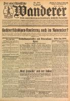 Der Oberschlesische Wanderer, 1928, Jg. 101, Nr. 251