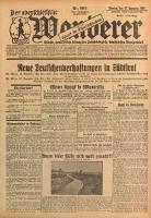 Der Oberschlesische Wanderer, 1928, Jg. 101, Nr. 293