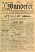 Der Oberschlesische Wanderer, 1928, Jg. 101, Nr. 295