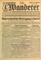 Der Oberschlesische Wanderer, 1928, Jg. 101, Nr. 294