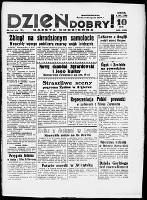Dzień Dobry, R.4, nr 218 (8 sierpnia 1934)