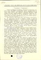Towarzysze i Towarzyszki! [Inc.:] Centralny Komitet Robotniczy Frakcji Umiarkowanej puścił w świat rozwlekłe i rozpaczliwie nudne wypracowanie na temat naszej taktyki [...] : Warszawa, 27 maja 1907 r.
