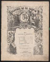 Fantaisie-impromptu : no 4 (posthume) : op. 66 - Chopin, Fryderyk (1810-1849)