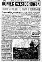 Goniec Częstochowski, 1932, R. 27, No 162